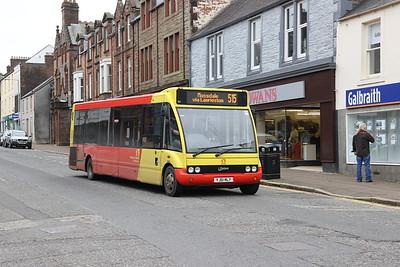 YJ61MLY in Castle Douglas