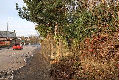 A803 Kilsyth Road abutment
