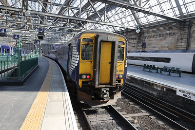 156510 will lead 156462 on 1A14 0913 to Kilmarnock