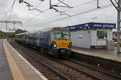 334023 at Airdrie 30th September 2021