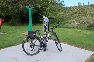 Garmouth Bike Repair Station (not required...)