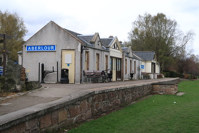 Aberlour Station