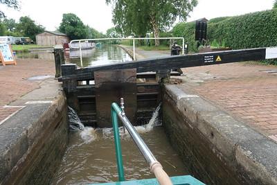 Grindley Brook Locks