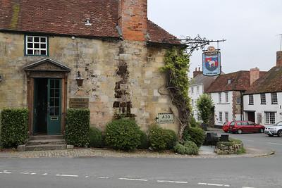 Lamb Inn, Hindon