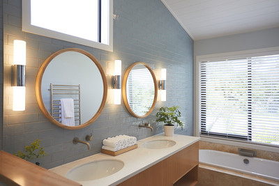 Kotare Cottage Ensuite - image Matt Queree