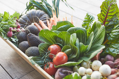Garden to Table Vegetables and Fruit - images Matt Queree
