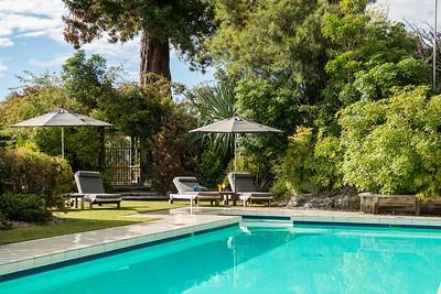 Te Koi - The Lodge at Bronte - Heated Pool