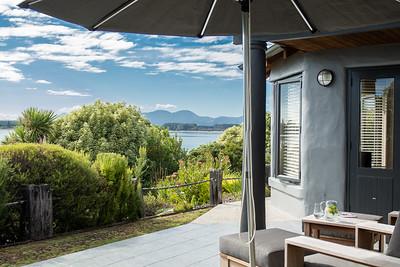 Te Koi - The Lodge at Bronte - Views