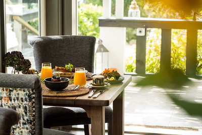 Te Koi - The Lodge at Bronte - Breakfast