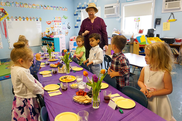 Tea Party (PreK1)