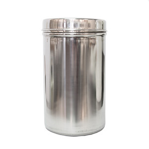 XL SS canister