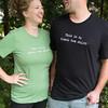 T-Shirt Photos (Black-Green)-1
