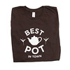 T-Shirt_Best Pot in Town1