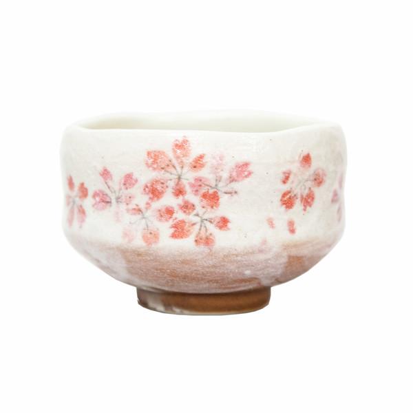 Flowery Matcha Bowl