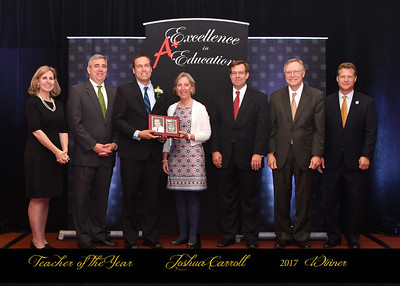 2017 Teacher of the Year Recognition Photos