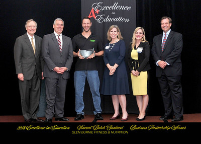 2018 Business Partner of the Year