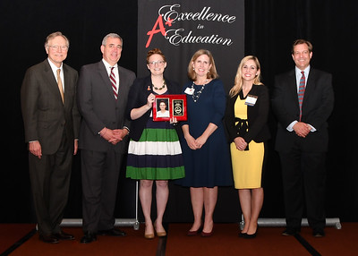 2018 Teacher of the Year Recognition