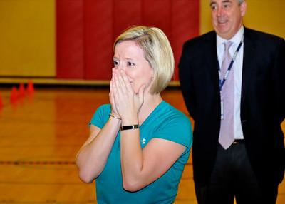 Katherine Gardner, Physical Education Teacher, Marley Elementary School