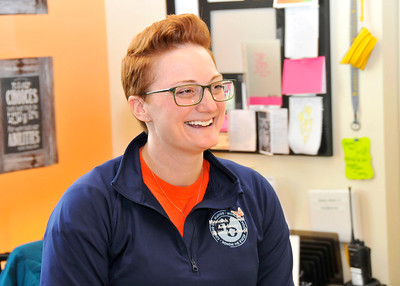 Heather Carnaghan, Eighth Grade Teacher, Monarch Global Academy Public Contract School