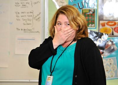 Pamela Klink, Culinary Arts Teacher, Center of Applied Technology South
