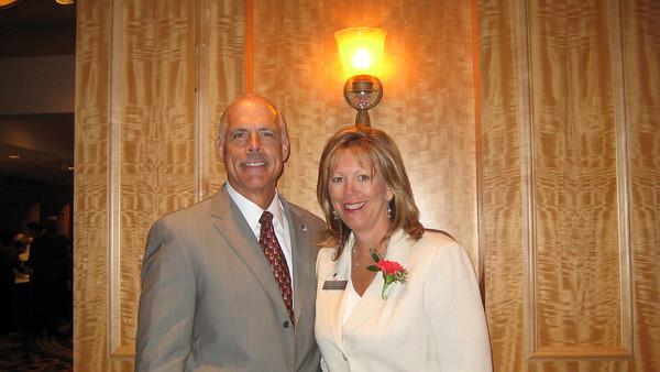 Teacher of the Year Dinner 2009