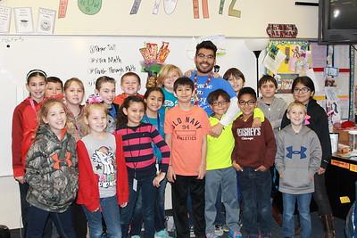 Kimo Aleman - 2015 County Line Elementary Teacher of The Year