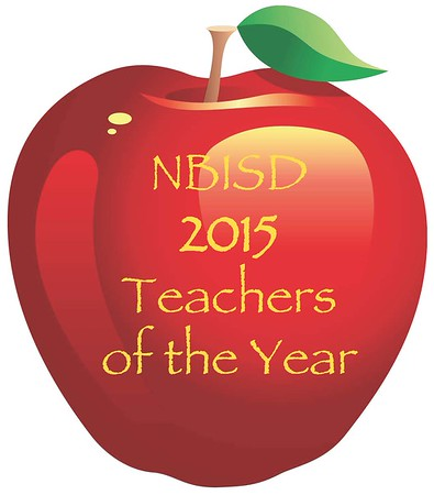 2015 Teachers of The Year