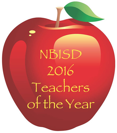 2016 Teacher of the Year