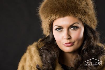 Ashley Nevans - Pavilion Studio Portrait Lighting Class