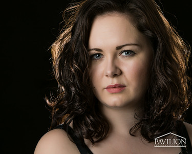 Caroline Wilson - Pavilion Studio Portrait Lighting Class