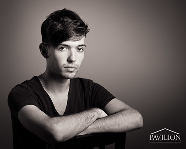 Jake Greenhill - Pavilion Studio Portrait Lighting Class