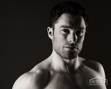James Beaumont - Pavilion Studio portrait lighting class