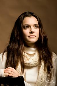 Kate Baxter - Pavilion Studio Portrait Lighting Class