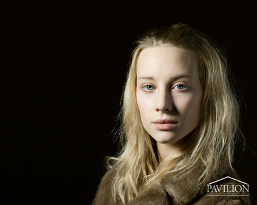 Mhairi McGowan - Pavilion Studio Portrait Lighting Class 4-Feb-2013