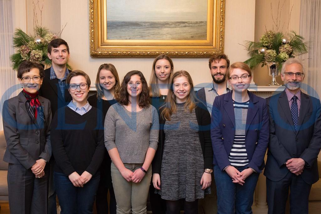 2016 Presidential Scholars Reception