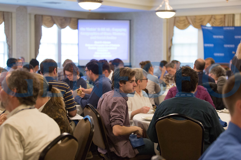 Fall 2017 Geography Conference Photos by Annalee Bainnson