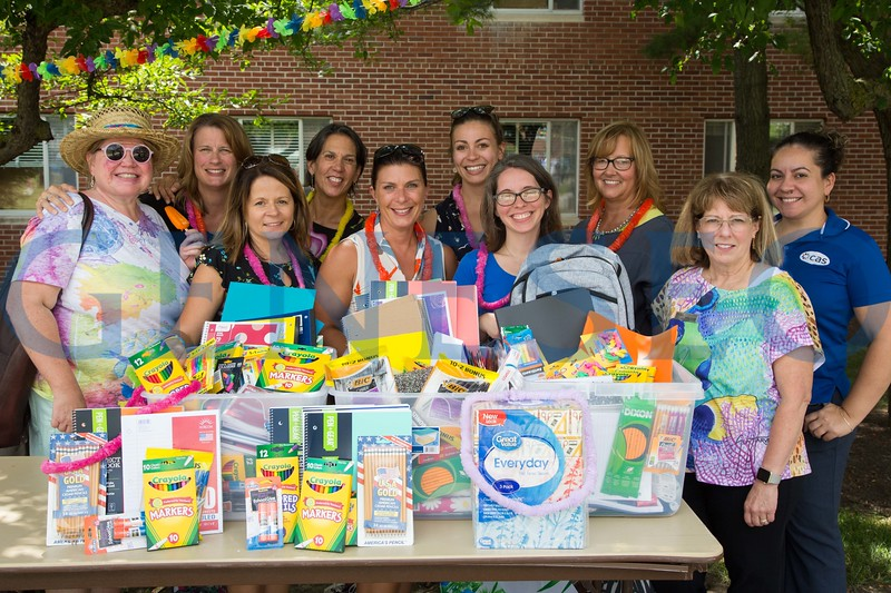 Ready or Not lunch picnic school supply drive and fundraiser KW Summer Fall 2017