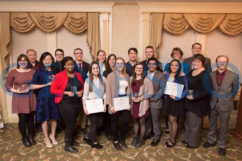 2017 Volunteer and Service Awards Dinner