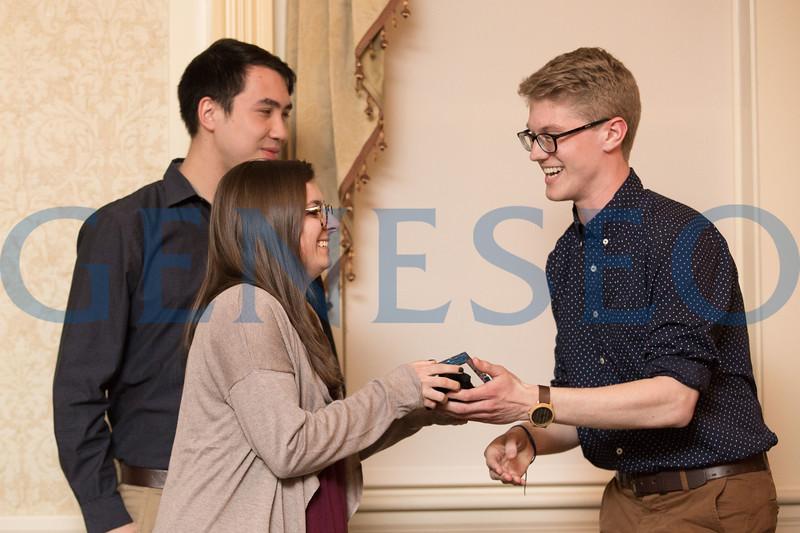 2017 Volunteer and Service Awards Dinner Enlace Project El Sauce