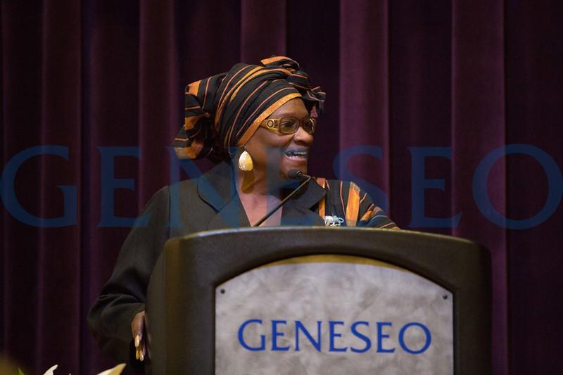 Rev. Dr. Iris Banister