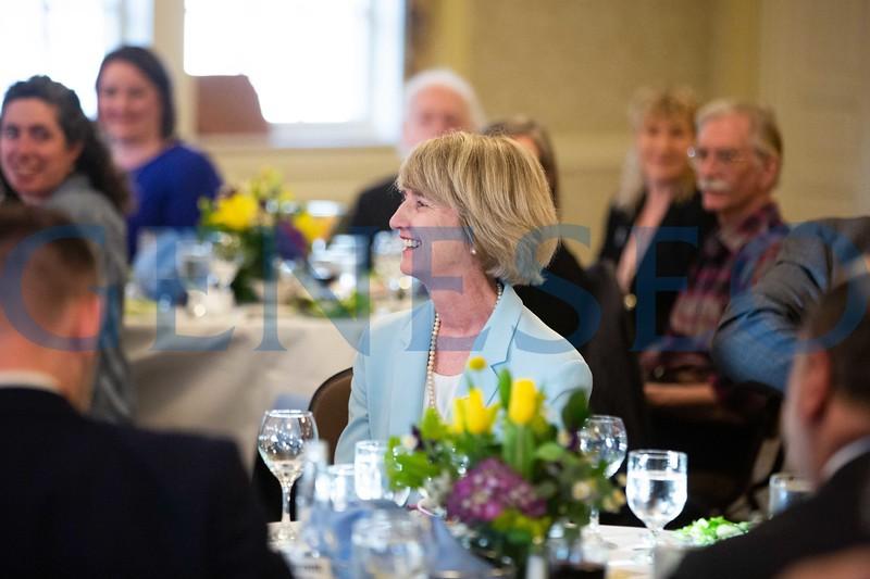 SUNY Chancellor Kristina M Johnson