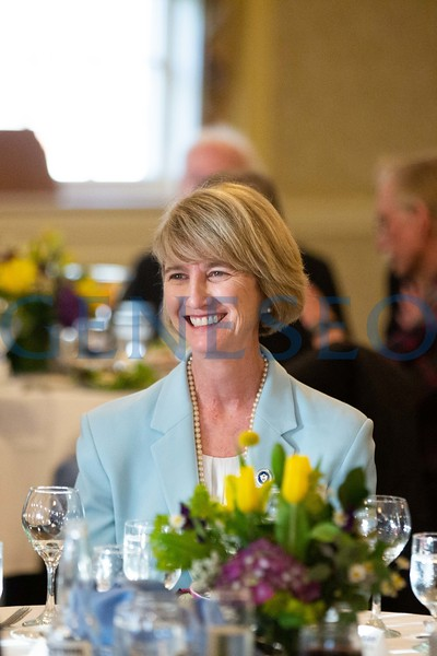 SUNY Chancellor Kristina M Johnson