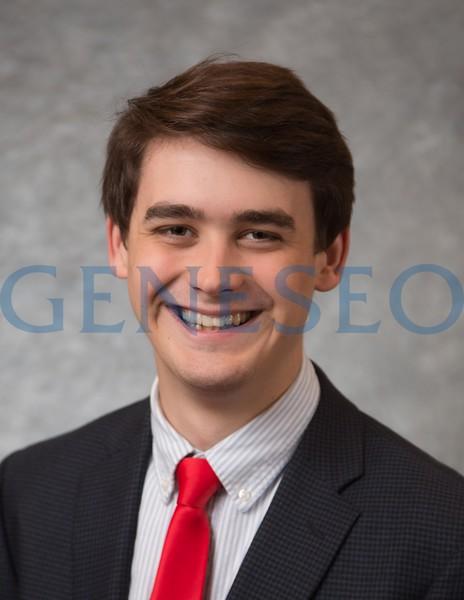 College Council Fall 2016 Michael Baranowski