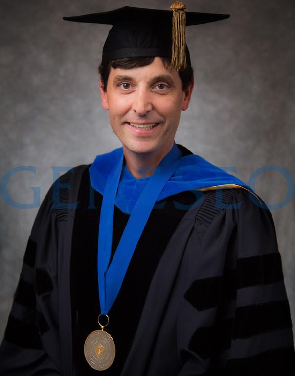 Charles Charlie Freeman Distinguished Teaching Professor Portrait KW