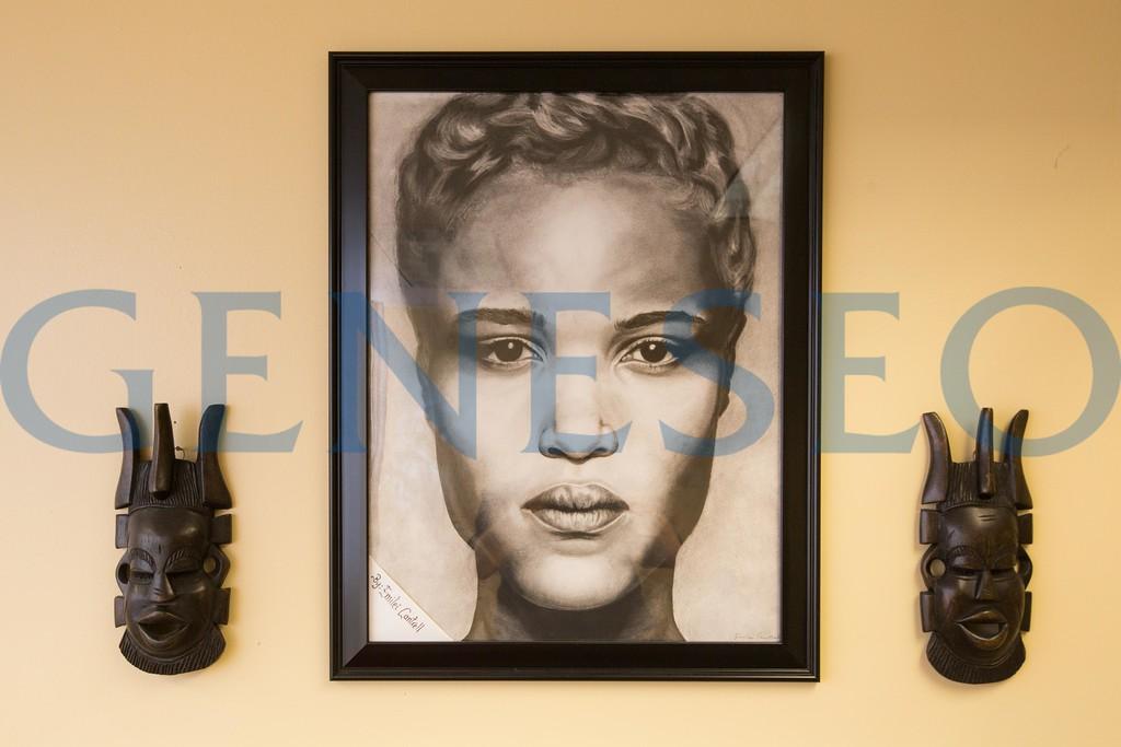 Kodjo Adabra portrait portraits and office space for Scene Fall 2017 KW