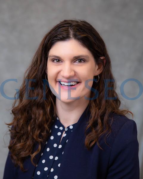 Elizabeth (Liz) Felski portrait spring 2018 KW