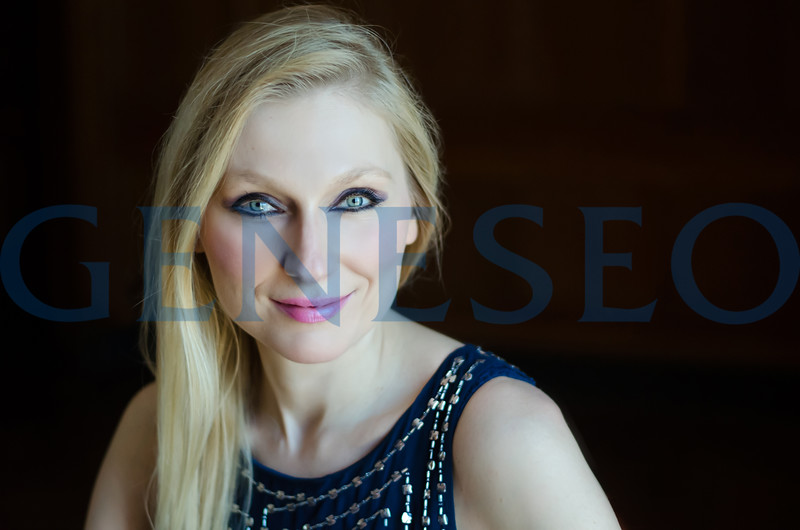 Portrait of Beata Golec, Photo by Nadine Sherman