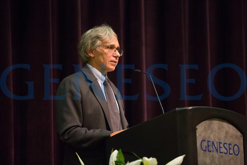David Hursh, Professor of Teaching & Curriculum, Warner School at the<br /> University of Rochester.