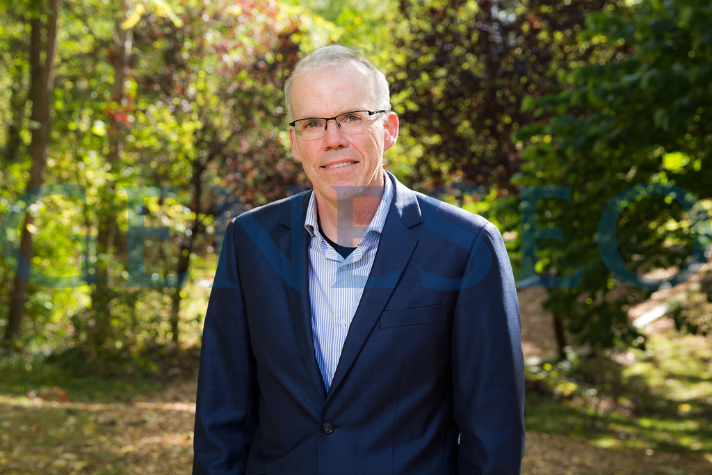 Bill McKibben visits campus for the Walter Harding Lecture Fall 2017 KW
