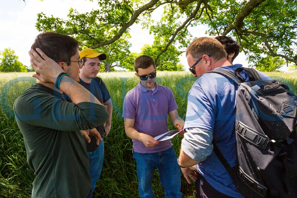 Summer Spring 2017 geography white oak research NSF grant Stephen Stephen Tulowiecki center
